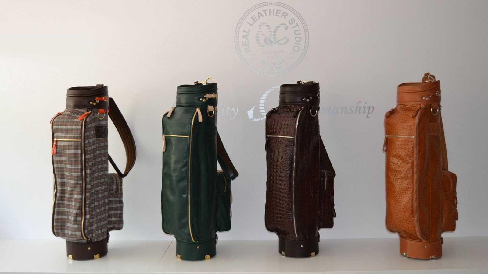 Marca España - Las bolsas de golf españolas que se venden en todo el mundo - 22/10/20 - escuchar ahora