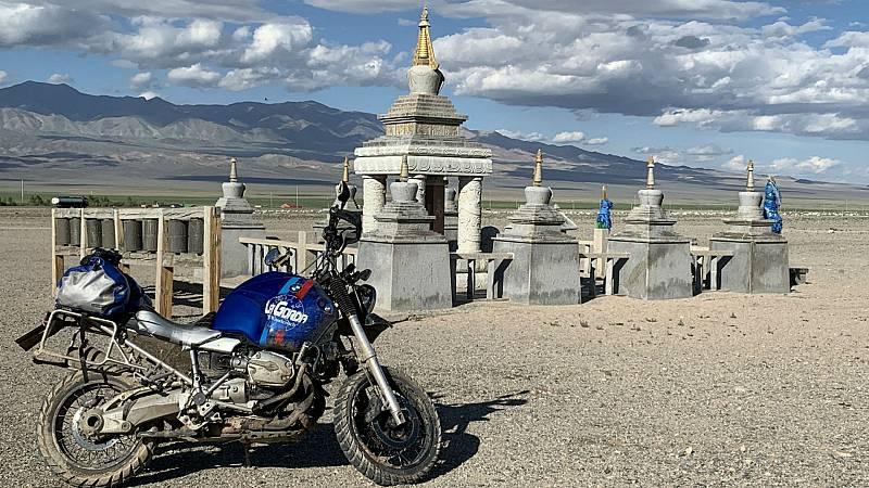 La vuelta al mundo con Miquel Silvestre -  Del Altai a la estepa - 22/10/20 - Escuchar ahora