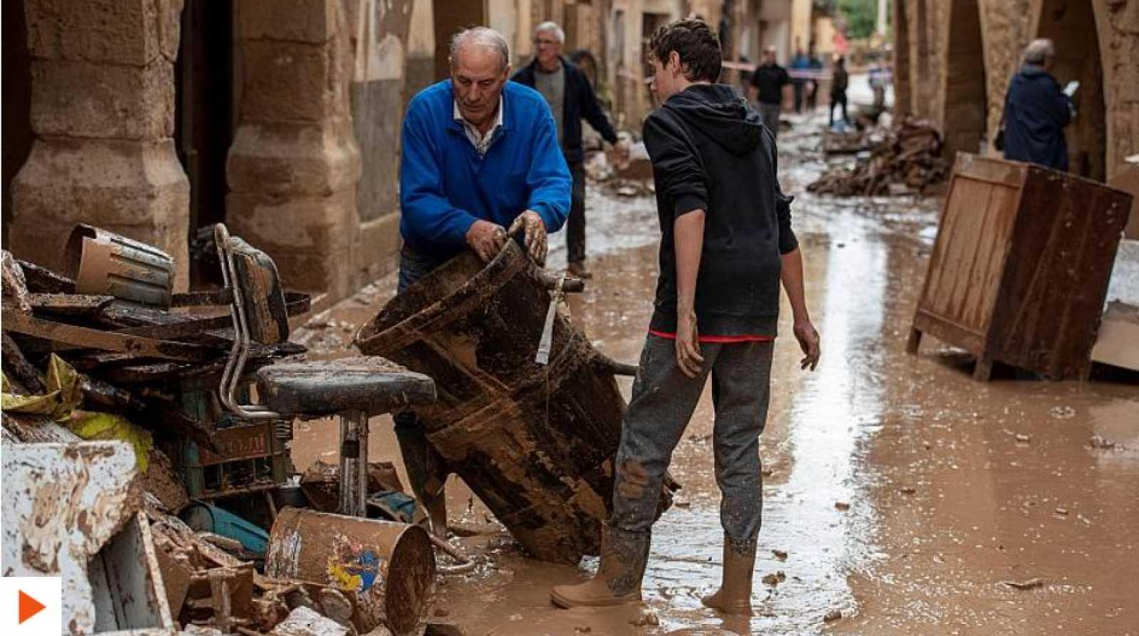 Un any de les inundacions a la Conca de Barberà