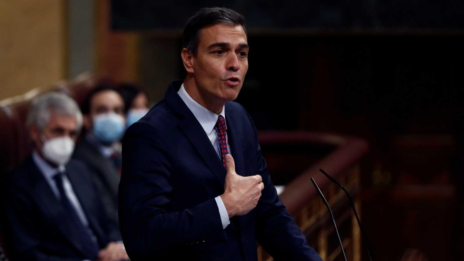 14 horas - Sánchez aparca su reforma del CGPJ para intentar negociarla con el PP - Escuchar ahora