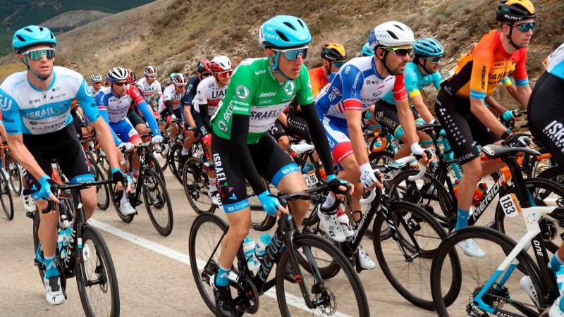 Vuelta ciclista a España - El irlandés Dan Martin se hace con la tercera etapa de la Vuelta a España - Escuchar ahora