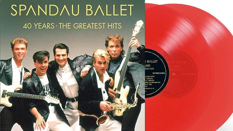Disco grande - Spandau Ballet, cuando eran amigos y las chicas son rebeldes - 22/10/20 - escuchar ahora