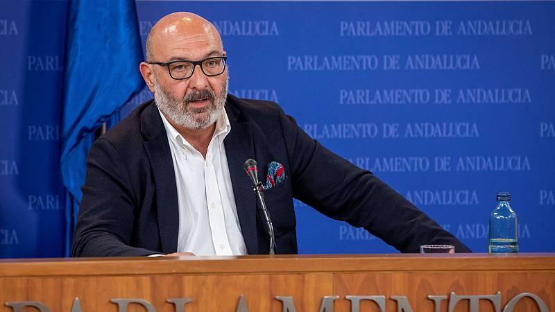 Boletines RNE - Vox se replantea sus relaciones con el PP en Andalucía - Escuchar ahora