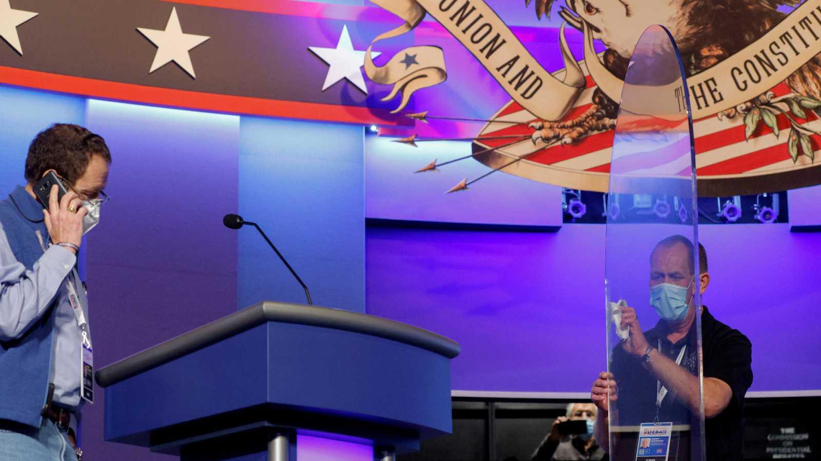 Cinco continentes - Presidenciales en EEUU: el cara a cara de la verdad - Escuchar ahora