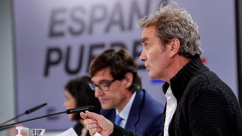 24 horas - El toque de queda en España queda aplazado el día en que se bate un récord en número de contagios: casi 21.000 y 155 fallecidos más - Escuchar ahora