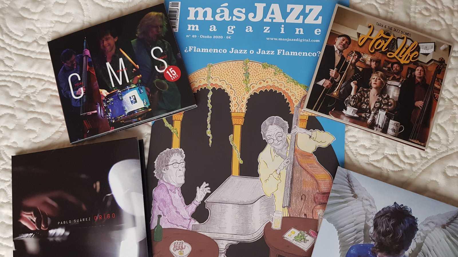 Discópolis - 11.114: CMS, Tara Lowe, Más Jazz - 23/10/20 - escuchar ahora