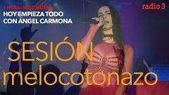 Hoy empieza todo con Ángel Carmona - #SesiónMelocotonazo: Charly García, Mala Rodríguez, The Weeknd... - 23/10/20