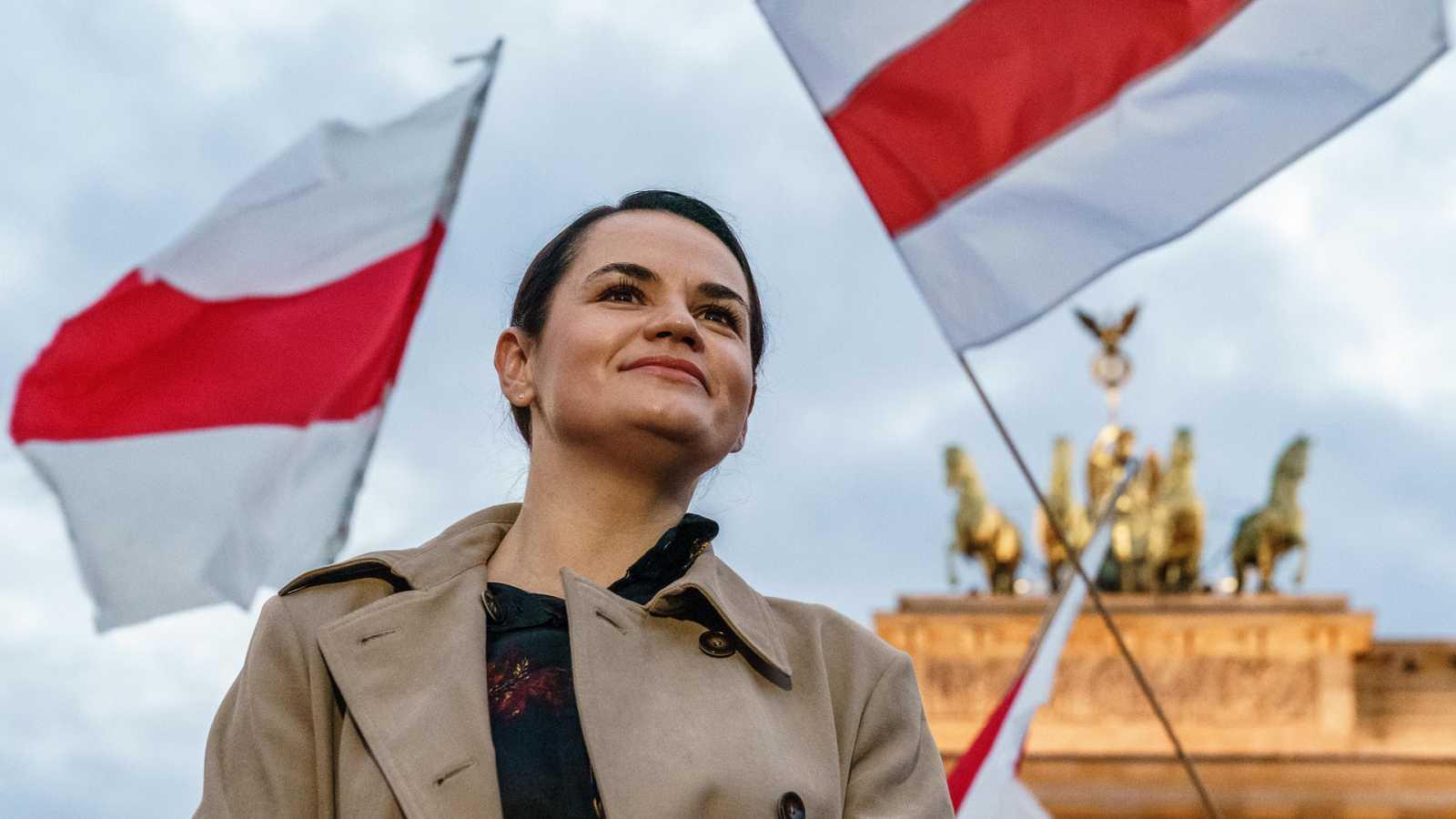 Europa abierta - Premio Sájarov a la Libertad de Conciencia a la oposición de Bielorrusia