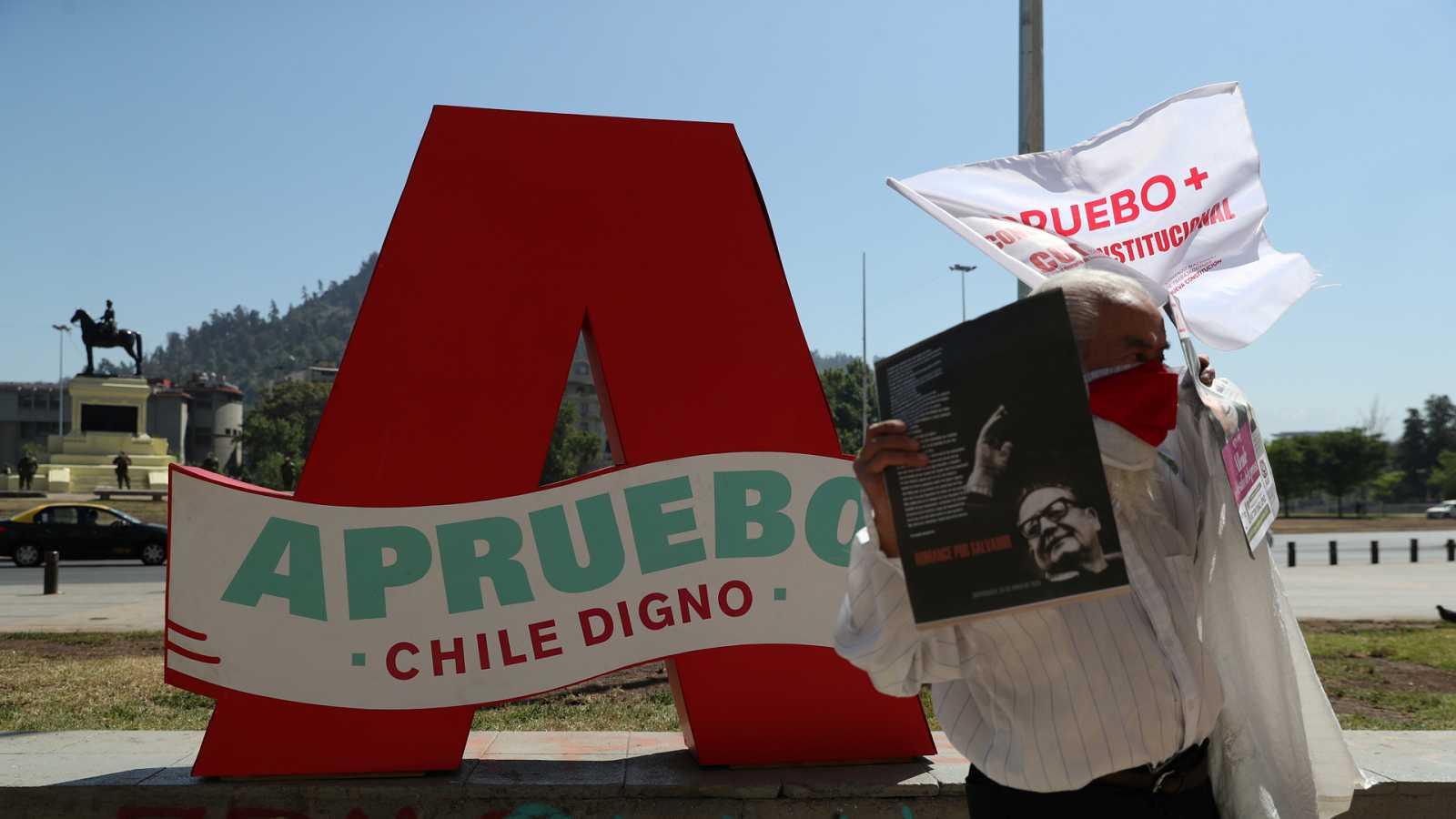 Hora América - Referéndum constitucional en Chile - 22/10/20 - escuchar ahora