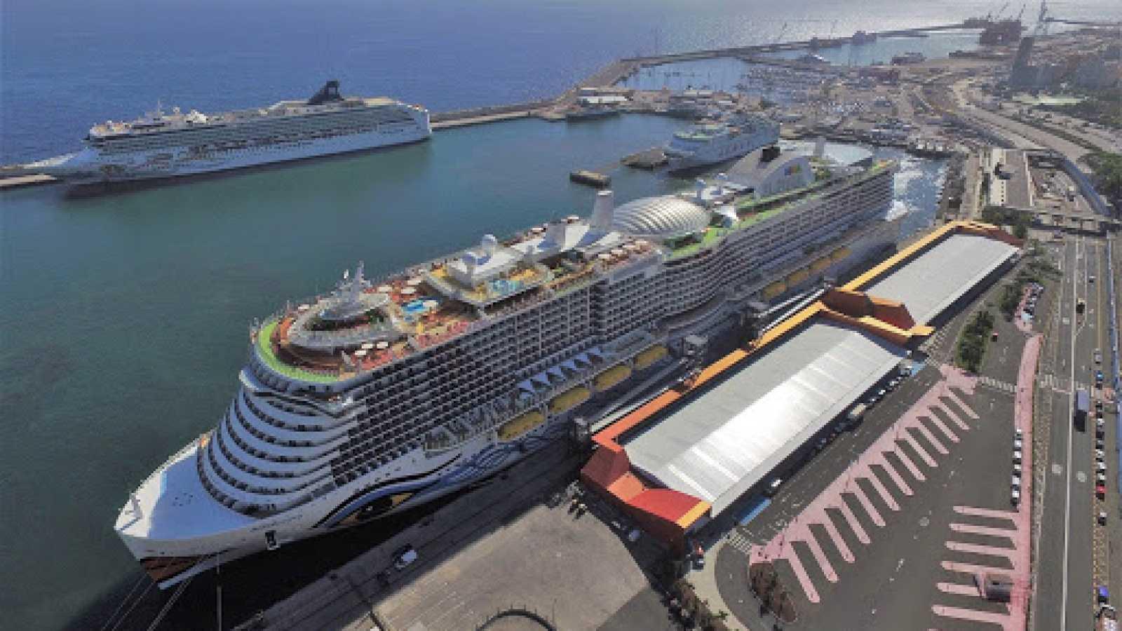 Españoles en la mar - El regreso de los cruceros a los Puertos de Canarias - 22/10/20 - escuchar ahora