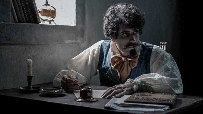 En escena - Tamar Novas es Gustavo Adolfo Bécquer en 'El ministerio del tiempo' - 23/10/20 - Escuchar ahora