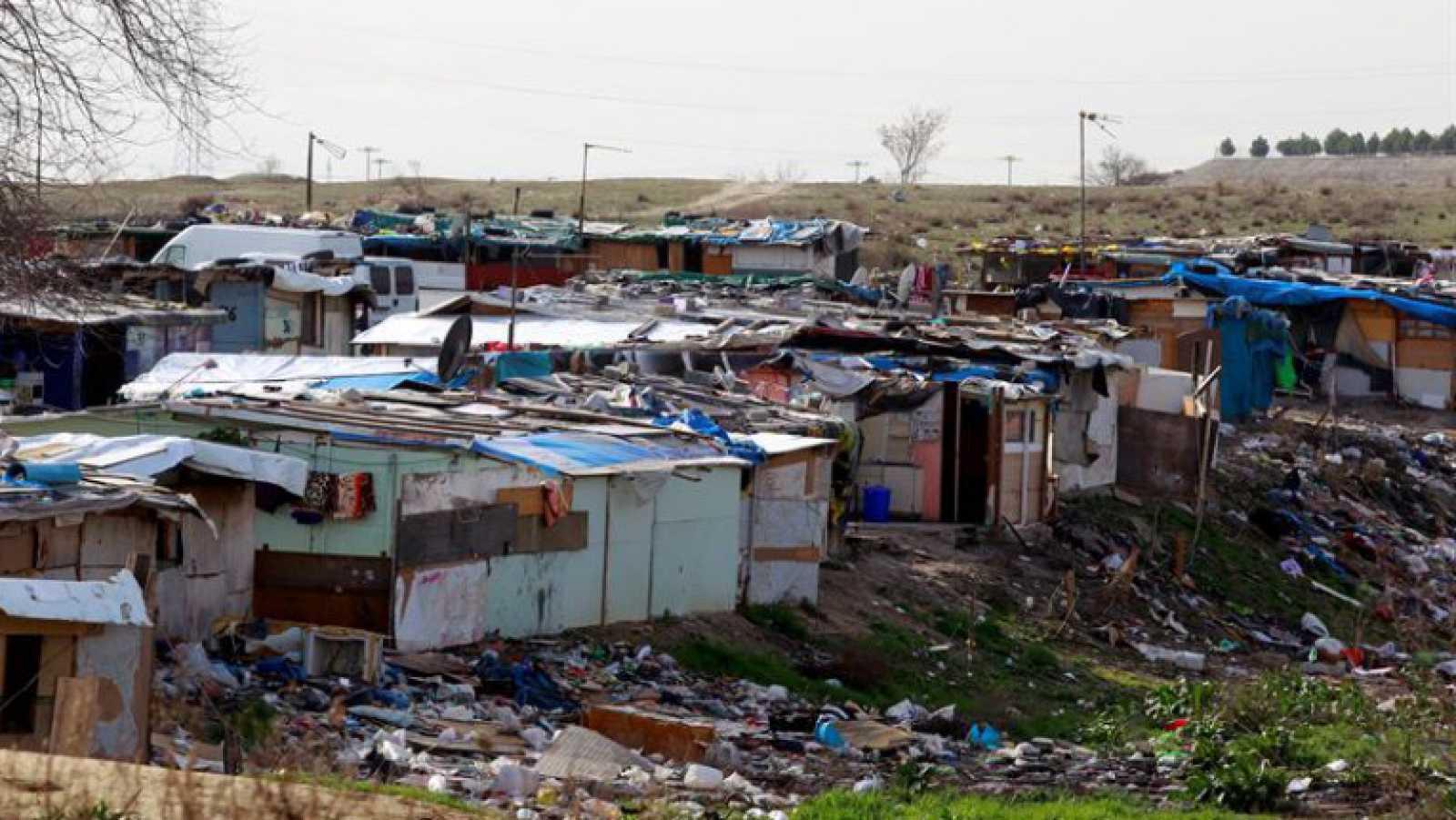 Punto de enlace - 'No tener casa mata', 2 millones de personas viven en infraviviendas - 23/10/20 - escuchar ahora