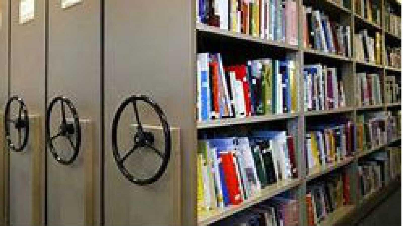Más cerca - Bibliotecas; mucho más que lectura