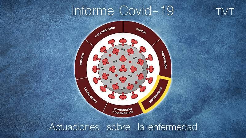 Meridiano de Turing - Informe Covid 02: actuaciones sobre la enfermedad - Escuchar ahora