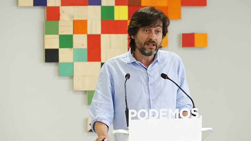 14 horas - El juez archiva la investigación de la supuesta 'caja b' de Podemos  - Escuchar ahora