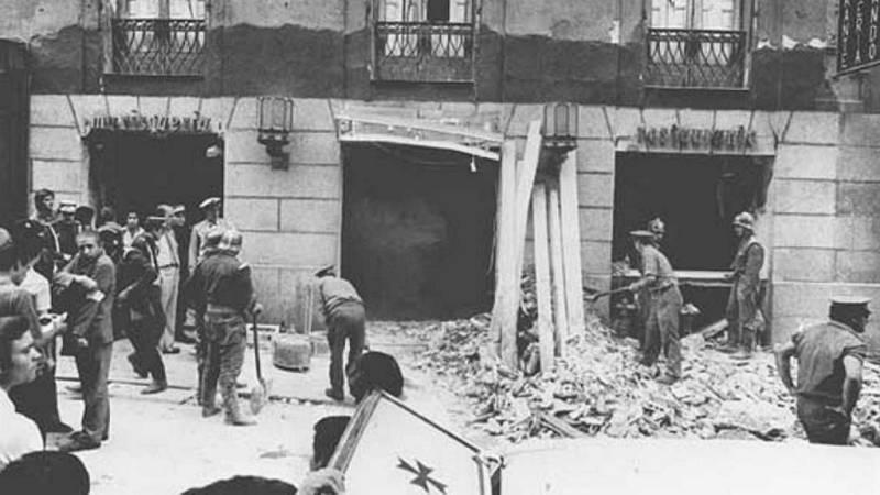 Documentos RNE - El atentado de la calle del Correo, la primera matanza de ETA - 23/10/20 - escuchar ahora