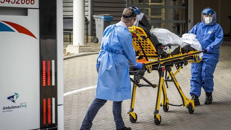 14 horas - Países Bajos ha trasladado a un paciente de COVID19 a Alemania - Escuchar ahora