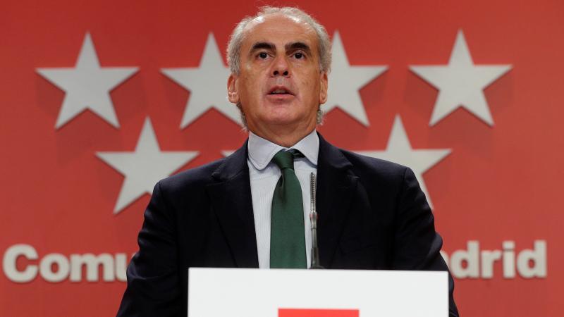 """24 horas - Ruiz Escudero: """"Tendría mas sentido aplicar el estado de alarma en todo el país"""" - Escuchar ahora"""