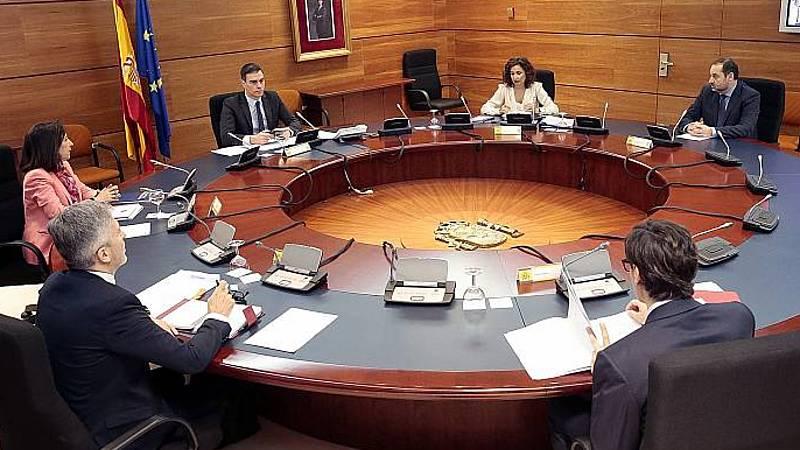 24 horas - La Rioja, Extremadura, Asturias, País Vasco y Melilla solicitan al Gobierno el estado de alarma - Escuchar ahora