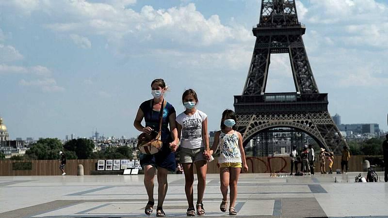 24 horas - El coronavirus invade Europa - Escuchar ahora