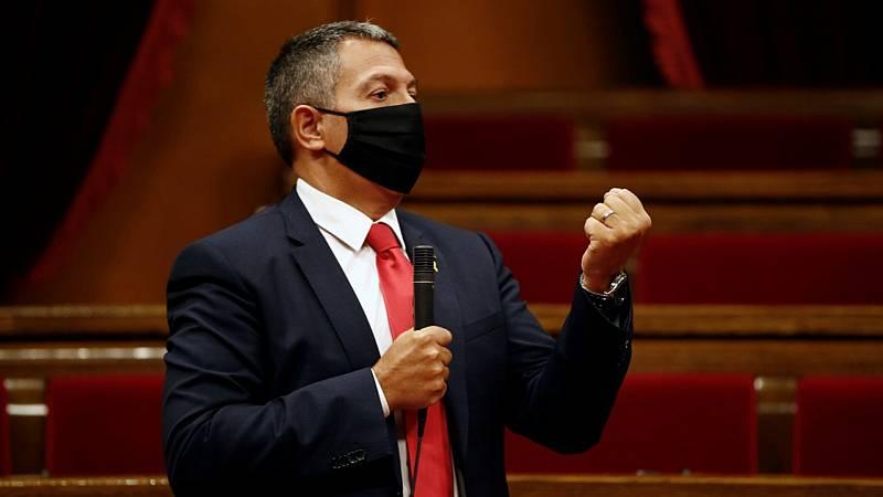 """24 horas - Sàmper: """"Si es preciso el confinamiento en Cataluña, lo haremos"""" - Escuchar ahora"""