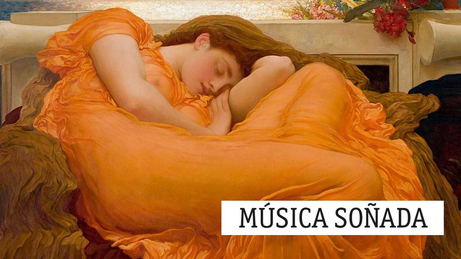 Música soñada - Pequeñas grandes viajeras - 24/10/20 - escuchar ahora