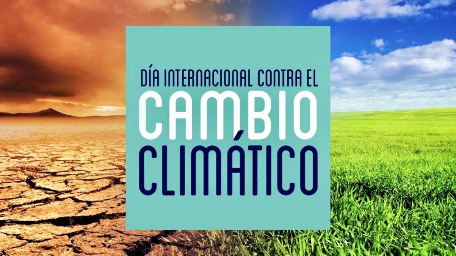 No es un día cualquiera - Tatiana Nuño, Cambio climático - 'Colateral' - 24/10/2020 - Escuchar ahora