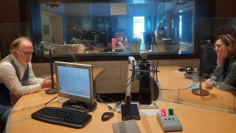 La sala - Malena Alterio y Luis Bermejo, 'Los que hablan' - 23/10/20 - Escuchar ahora