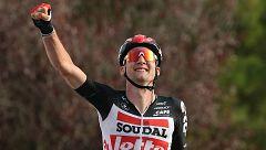 Tablero deportivo - Tim Wellens gana la 5ª etapa de La Vuelta