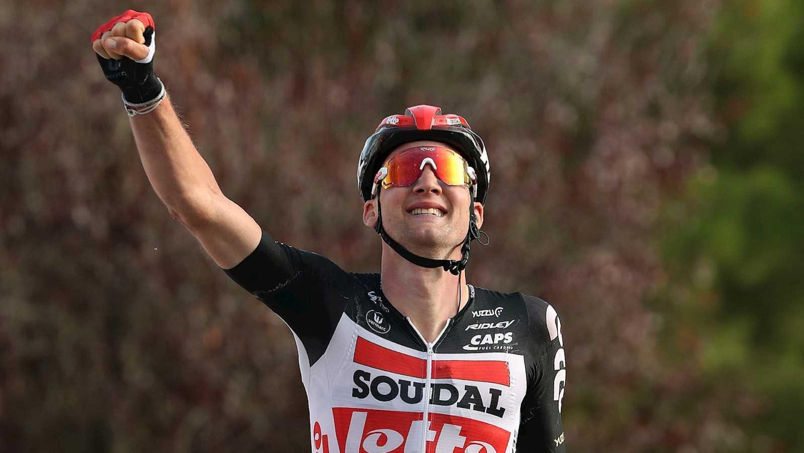 Tablero deportivo - Tim Wellens gana la 5ª etapa de La Vuelta - Escuchar ahora