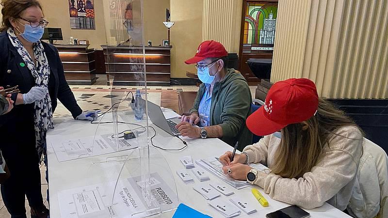 España a las 8 Fin de Semana - Chile vota sobre el futuro de la Constitución de Pinochet - Escuchar ahora