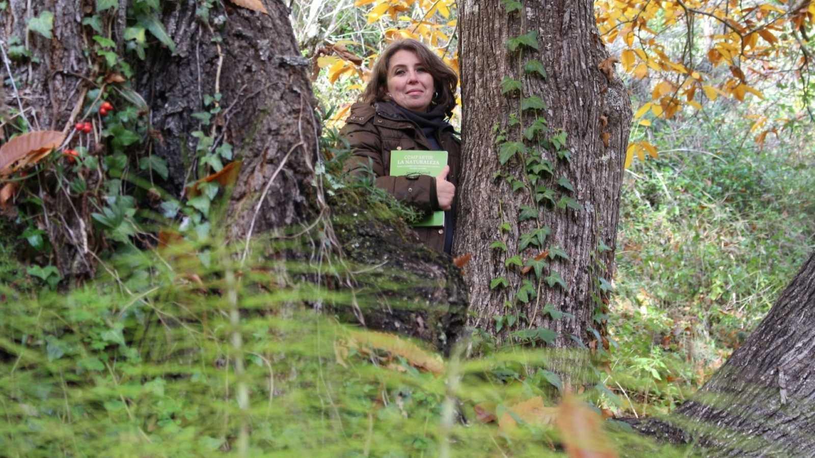 El bosque habitado - Una educadora a cielo abierto: Paqui Godino - 25/10/20 - escuchar ahora