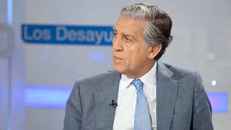 """14 horas informativos Fin de semana - López Garrido: """"Si que hay diferencias serias entre el estado de alarma que vivimos hace unos meses y el actual"""""""