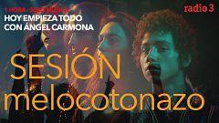 Hoy empieza todo con Ángel Carmona - #SesiónMelocotonazo: Mahalia Jackson, Greta Van Fleet, Delaporte... - 26/10/20