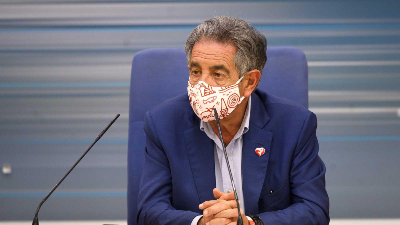 """Las mañanas de RNE con Íñigo Alfonso - Revilla confía en el dinero de Europa llegue cuanto antes: """"La situación va a ser dramática en España"""" - Escuchar ahora"""