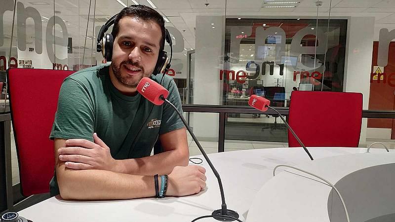 Las Mañanas de Radio Nacional con Pepa Fernández - Nuevo éxito editorial de Enfermera Saturada - Escuchar ahora