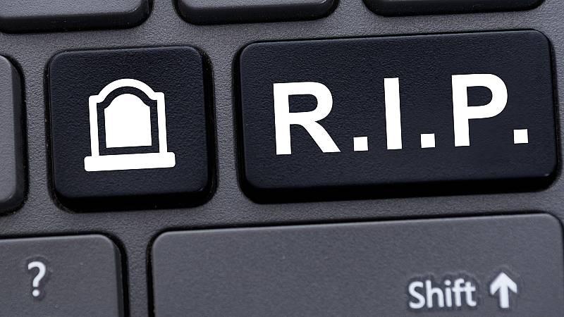 A golpe de bit - Muerte y resurrección digital - 26/10/20 - escuchar ahora