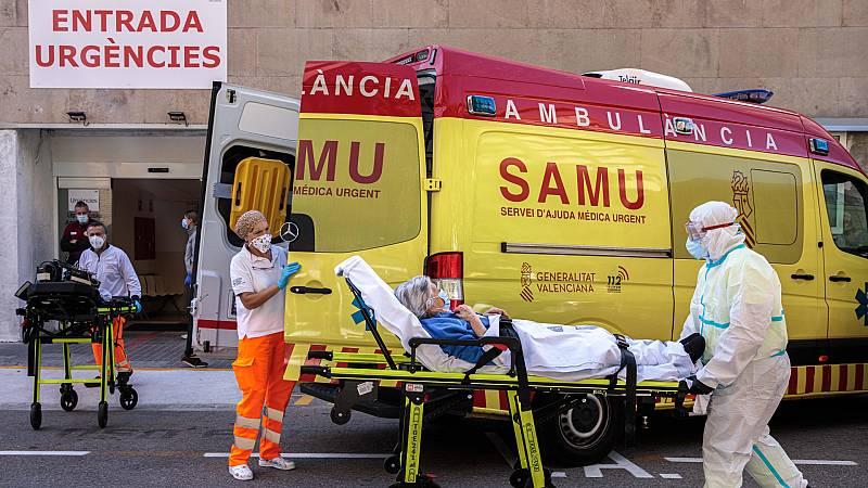 24 horas - 52.000 contagios y 279 fallecidos durante el fin de semana - Escuchar ahora