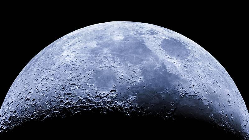 24 horas - La NASA descubre agua en la Luna - Escuchar ahora