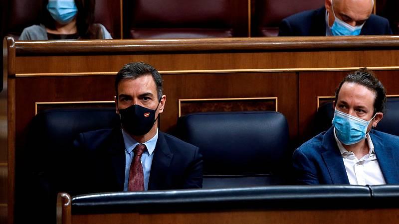24 horas - PSOE y Unidas Podemos llegan a un acuerdo sobre los PGE - Escuchar ahora