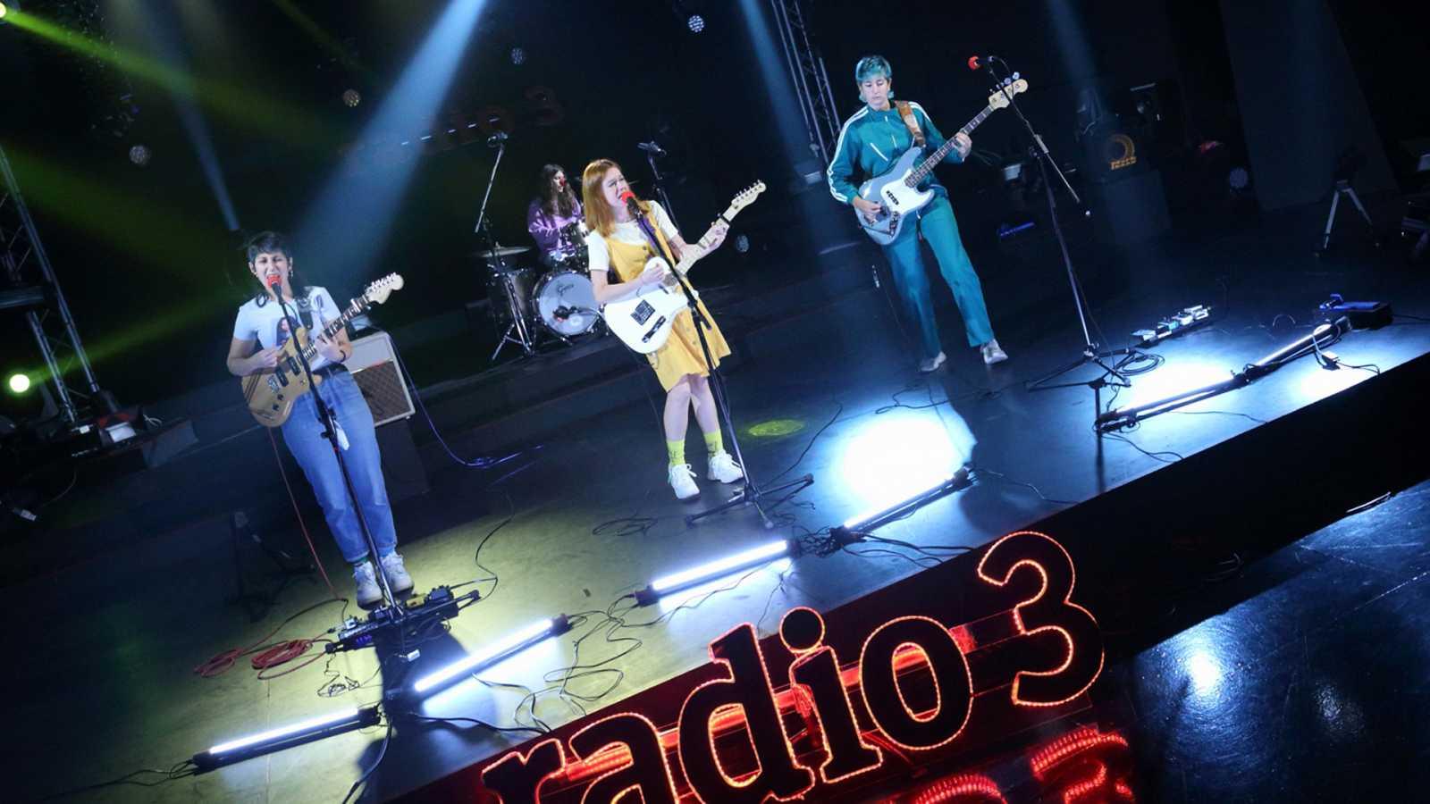 Los conciertos de Radio 3 - Ginebras - 27/10/20 - escuchar ahora