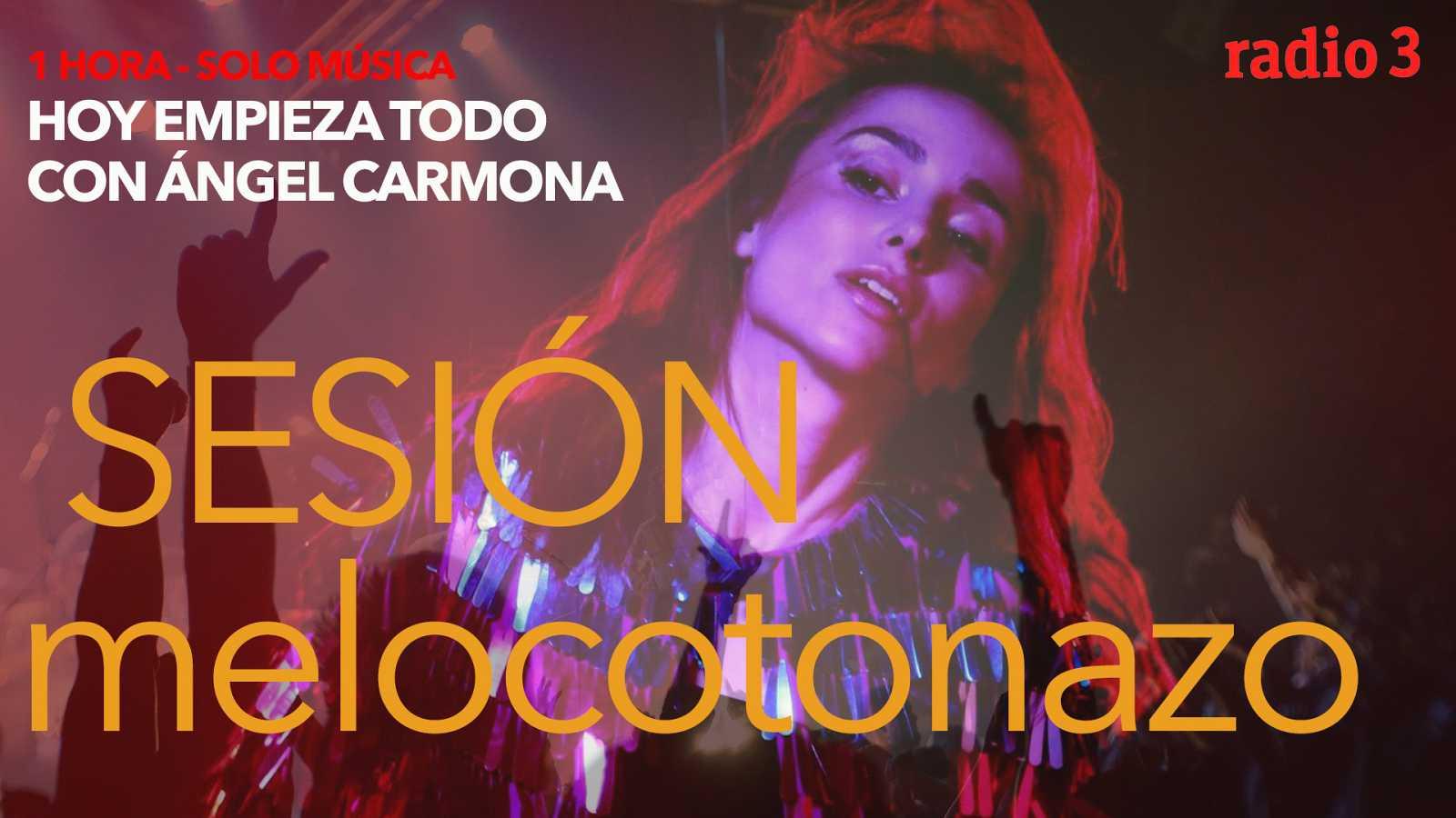 Hoy empieza todo con Ángel Carmona - #SesiónMelocotonazo: Lou Reed, Zahara, Najwa... - 27/10/20 - escuchar ahora