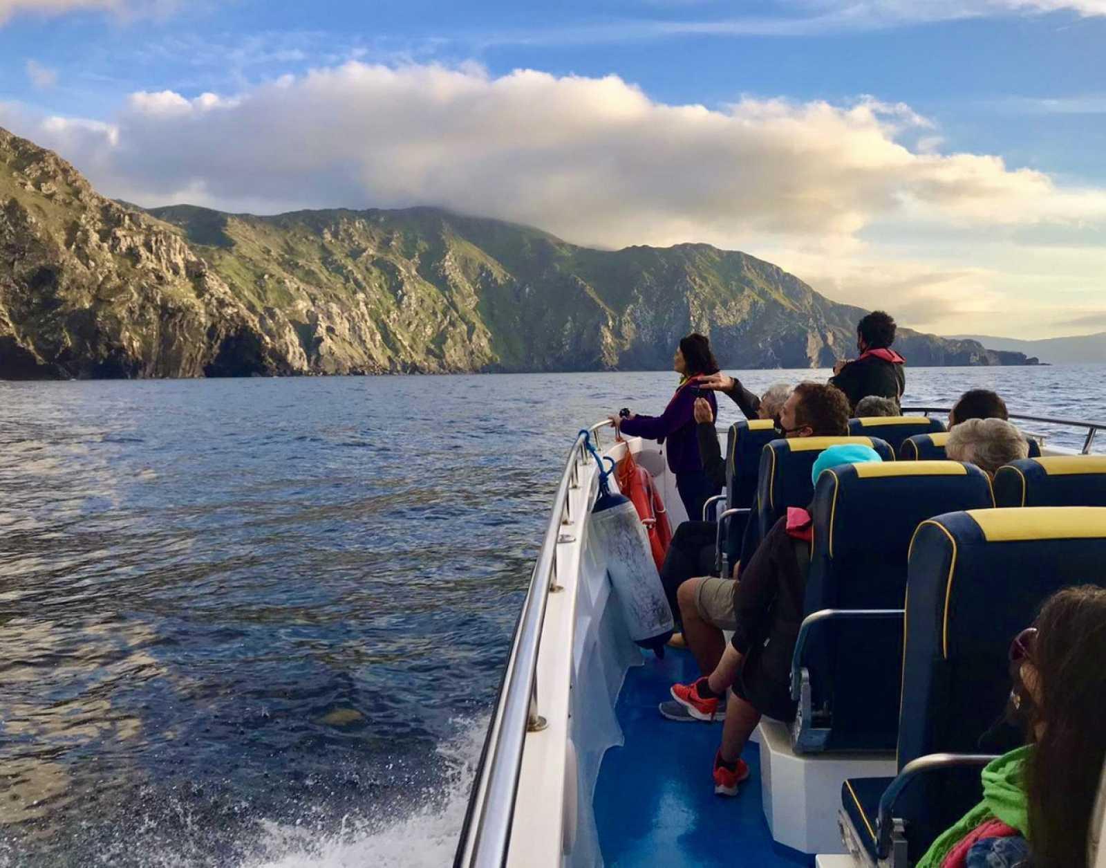 Global 5 - Georutas Cabo Ortegal (IV): en barco, desde el Atlántico - 27/10/20 - Escuchar ahora