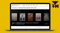 Marca España - Valencia Capital Mundial del Diseño 2022 lanza su web - 27/10/20