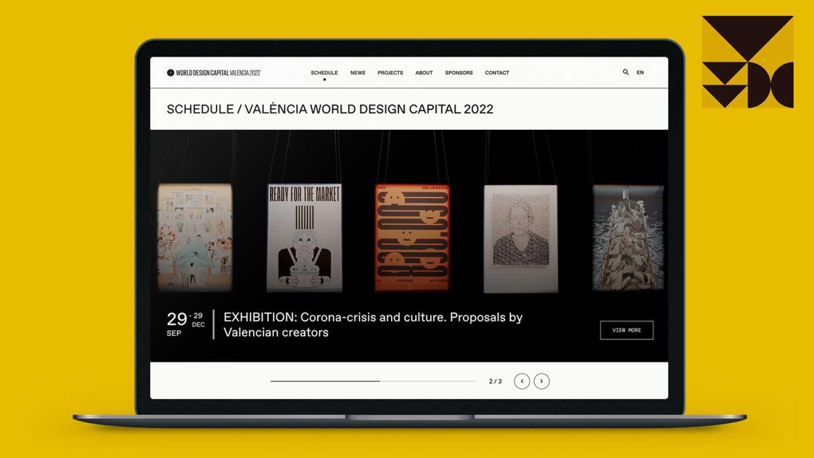 Marca España - Valencia Capital Mundial del Diseño 2022 lanza su web - 27/10/20 - Escuchar ahora