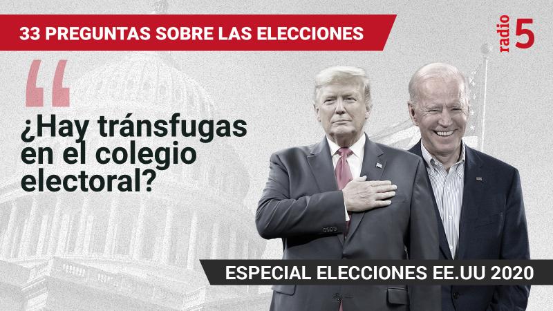 Especiales informativos RNE - ¿Hay tránsfugas en el colegio electoral? - Escuchar ahora