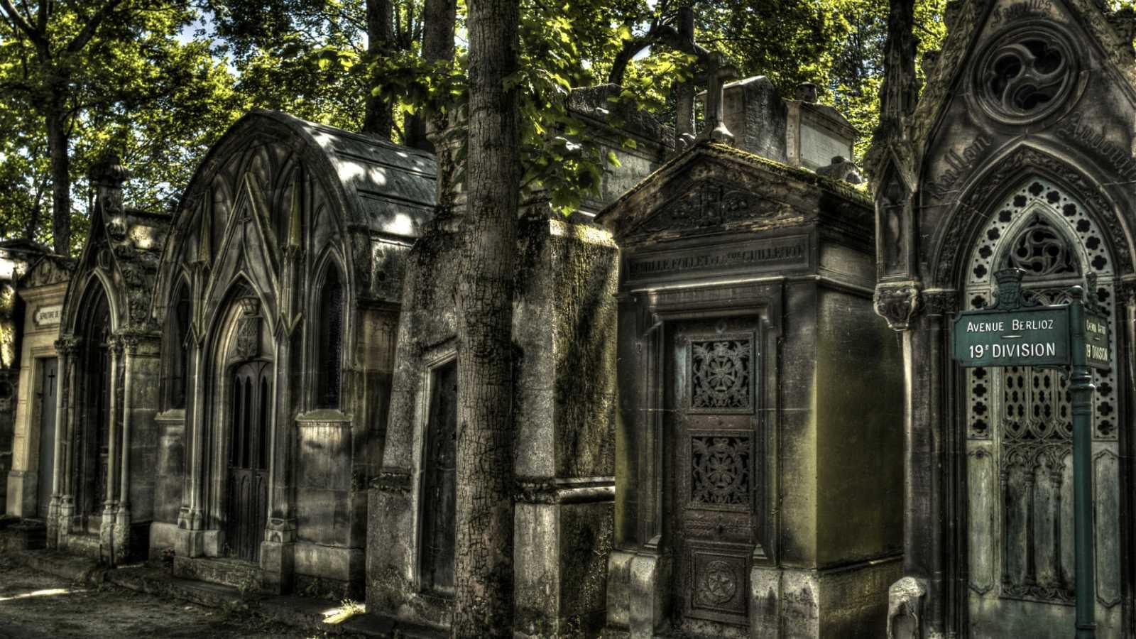 Canal Europa - Cementerios culturales europeos - 27/10/20 - Escuchar ahora