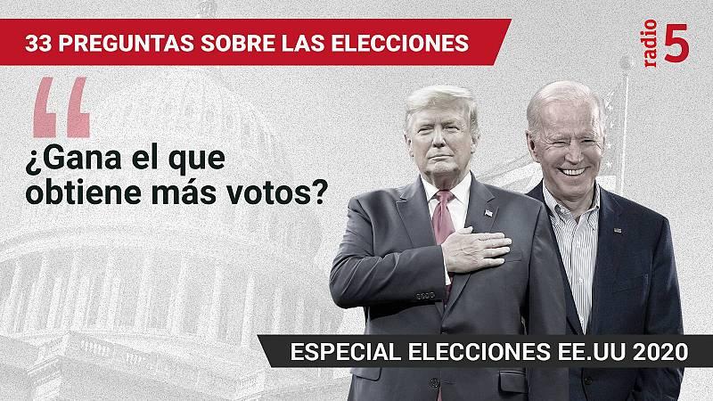 Especiales informativos RNE - ¿Gana el que obtiene más votos?
