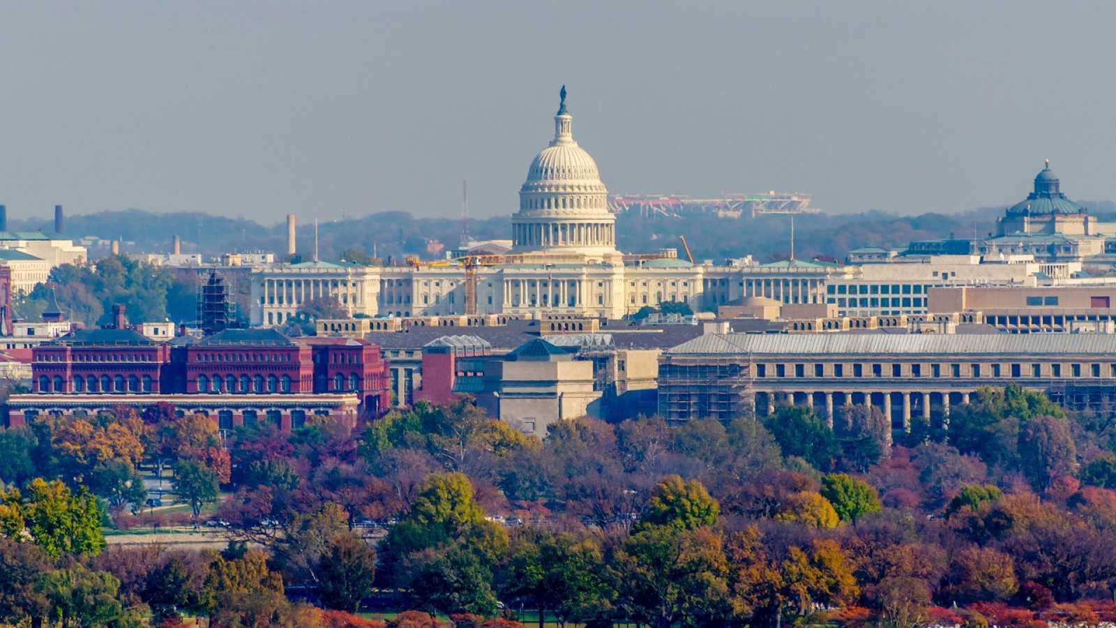 Reportajes 5 Continentes - Elecciones en EE.UU.: Washington DC, una capital sin voz - Escuchar ahora