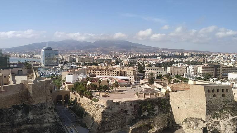 24 horas - Melilla anuncia su cierre perimetral - Escuchar ahora